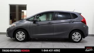 Used 2016 Honda Fit LX + BLUETOOTH + CRUISE + CAMERA RECUL ! for sale in Trois-Rivières, QC