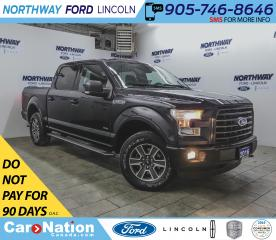 Used 2016 Ford F-150 XLT | 2.7L ECOBOOST | NAV | SPORT PKG | SYNC 3 | for sale in Brantford, ON