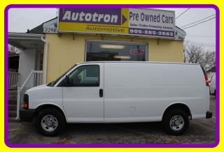 Used 2014 Chevrolet Express 2500 3/4 Ton Cargo Van, Loaded, Shelves for sale in Woodbridge, ON