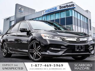 Used 2016 Honda Accord Sport|1 OWNER|NO ACCIDENT|SUNROOF for sale in Scarborough, ON
