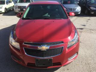 Used 2011 Chevrolet Cruze LT Turbo w/1SA for sale in London, ON