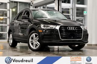 Used 2016 Audi Q3 2.0T Komfort quattro * TOIT PANO * 18 PO for sale in Vaudreuil-Dorion, QC
