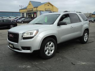 Used 2016 GMC Acadia SLE 3.6L AWD PanoramaRoof NavBackUPCamHeatedSeats for sale in Brantford, ON