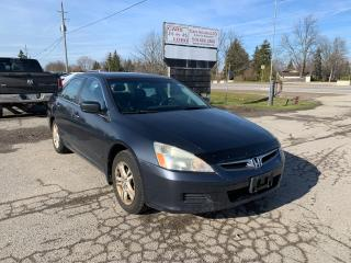 Used 2006 Honda Accord EX-L for sale in Komoka, ON