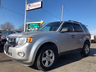 Used 2010 Ford Escape XLT for sale in Cobourg, ON