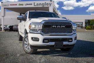 New 2019 RAM 3500 Limited for sale in Surrey, BC