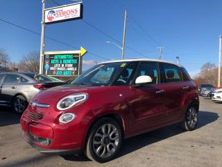 Used 2014 Fiat 500L Sport for sale in Cobourg, ON