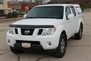 Used 2011 Nissan Frontier PRO-4X RARE MANUAL   Sunroof   Bluetooth   Sunroof for sale in Waterloo, ON