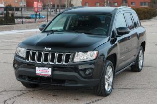 Used 2013 Jeep Compass Sport/North 4x4 | NO Accidents | CERTIFIED for sale in Waterloo, ON