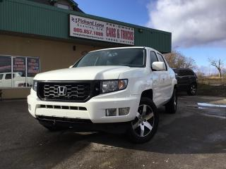 Used 2014 Honda Ridgeline Special Edition for sale in Bolton, ON