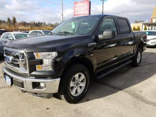 Used 2015 Ford F-150 XLT 4X4  !!  BLUE TOOTH !! for sale in Cambridge, ON