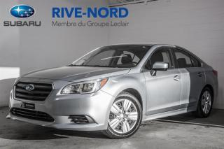 Used 2016 Subaru Legacy BLUETOOTH+CAM.RECUL+SIEGES.CHAUFFANTS for sale in Boisbriand, QC