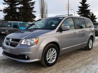 New 2019 Dodge Grand Caravan 35th Anniversary / DVD / Back Up Camera for sale in Edmonton, AB