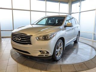 Used 2014 Infiniti QX60 TECHNOLOGY PKG for sale in Edmonton, AB