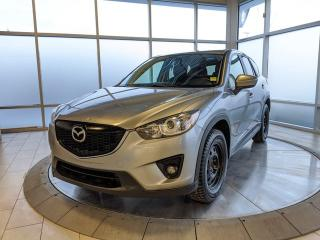 Used 2014 Mazda CX-5 GS for sale in Edmonton, AB