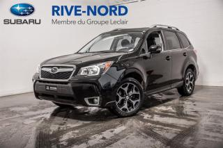 Used 2016 Subaru Forester XT Limited NAVI+CUIR+TOIT.OUVRANT for sale in Boisbriand, QC