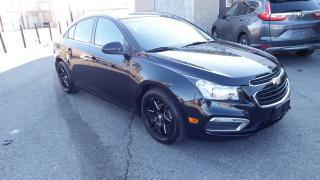 Used 2016 Chevrolet Cruze LT/SUNROOF/BAKUP CAMERA/$14999 for sale in Brampton, ON