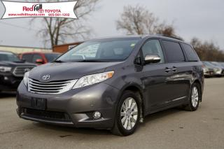 Used 2014 Toyota Sienna XLE 7 Passenger for sale in Hamilton, ON