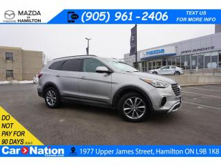 Used 2018 Hyundai Santa Fe XL PREMIUM | AWD  | 7 PASSENGER | HEATED SEATS for sale in Hamilton, ON