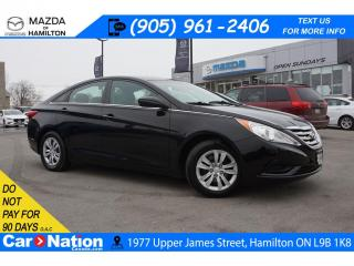 Used 2011 Hyundai Sonata GL | XM RADIO | HEATED SEATS | BLUETOOTH for sale in Hamilton, ON