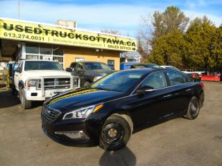 Used 2017 Hyundai Sonata 2.4L GLS Sunroof,HTD Seats Back up Cam Remote Star for sale in Ottawa, ON