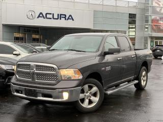 Used 2015 RAM 1500 SLT | 4WD | BOARDS | HITCH | CLOTH | NAVI | for sale in Burlington, ON