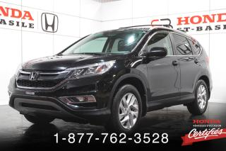 Used 2015 Honda CR-V Traction intégrale 5 portes EX-L for sale in St-Basile-le-Grand, QC