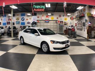 Used 2014 Volkswagen Passat 1.8 TSI AUTO A/C CRUISE H/SEATS BACKUP CAMERA for sale in North York, ON