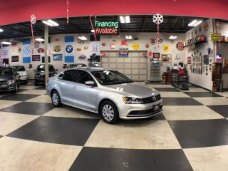 Used 2015 Volkswagen Jetta Sedan 2.0L TRENDLINE AUT0 A/C H/SEATS BACKUP CAMERA 111K for sale in North York, ON