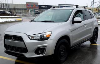 Used 2015 Mitsubishi RVR 2WD 4dr CVT SE for sale in Oshawa, ON