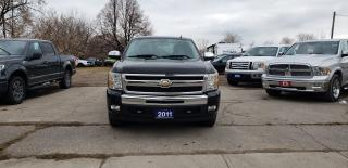 Used 2011 Chevrolet Silverado 1500 LT for sale in Cambridge, ON