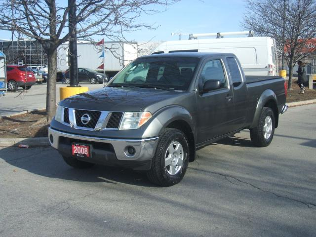 2008 Nissan Frontier SE 4x4 EXTENDED CAB