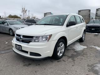 Used 2013 Dodge Journey SE for sale in Brampton, ON