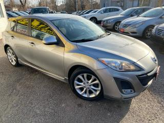 Used 2010 Mazda MAZDA3 AUTO/ BLUETOOTH/ PWR GROUP/ ALLOYS/ 2.5 L for sale in Scarborough, ON