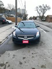 Used 2008 Nissan Altima S for sale in Hamilton, ON