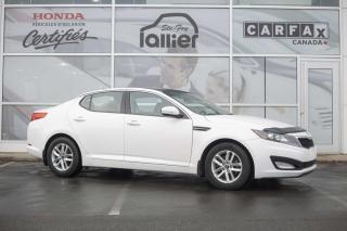 Used 2011 Hyundai Sonata **CECI EST UN KIA OPTIMA LX 2011** for sale in Québec, QC