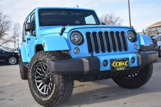 Used 2018 Jeep Wrangler Sahara - WINTER BLOWOUT SALE for sale in Oakville, ON
