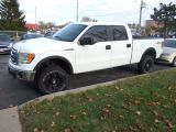 Photo of White 2012 Ford F-150