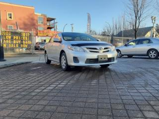 Used 2011 Toyota Corolla CE for sale in Edmonton, AB