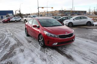 Used 2018 Kia Forte EX+ for sale in Calgary, AB