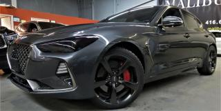 Used 2019 Genesis G70 3.3T Sport for sale in North York, ON