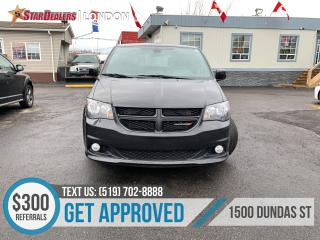 Used 2018 Dodge Grand Caravan for sale in London, ON