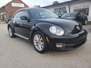 Used 2016 Volkswagen Beetle HIGHLINE for sale in Waterdown, ON