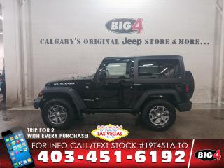 Used 2017 Jeep Wrangler RUBICON for sale in Calgary, AB