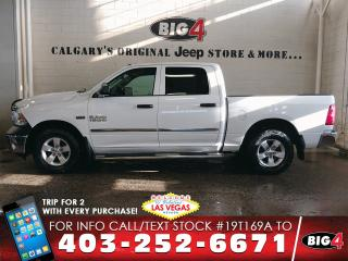 Used 2015 RAM 1500 ST for sale in Calgary, AB