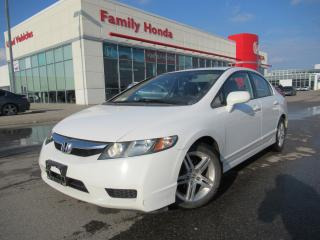 Used 2009 Honda Civic 4dr Auto EX-L | LEATHER HEATED SEATS | SAVE ON GAS for sale in Brampton, ON