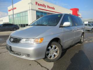 Used 2004 Honda Odyssey 5dr EX-L | LEATHER | ALLOY RIMS for sale in Brampton, ON