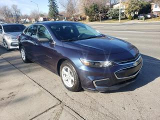 Used 2017 Chevrolet Malibu 4dr Sdn LS w/1LS for sale in Toronto, ON