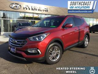 Used 2017 Hyundai Santa Fe Sport 2.4L Premium FWD  - $136 B/W for sale in Simcoe, ON