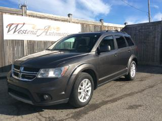 Used 2016 Dodge Journey SXT for sale in Stittsville, ON